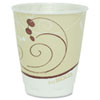 Disposable Cups Paper Cups: Solo Trophy® Plus™ Dual Temperature Insulated Cups in Symphony® Design