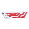 IV Supplies IV Kits Trays: SCT® American Flag Paper Food Baskets