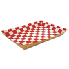 SCT® Paper Lunch Trays
