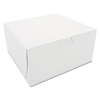 Southern Champion White Non-Window Bakery Box SCH 0941