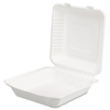 Southern Champion SCT® ChampWare™ Molded-Fiber Clamshell Containers SCH 18935