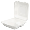 Southern Champion SCT® ChampWare™ Molded-Fiber Clamshell Containers SCH 18940