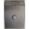 Scensible Source Combination Dispenser/Receptacle Stainless Steel SCS CDSS