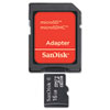 Sandisk SanDisk® microSD Memory Card with Adapter SDI SDQ16384