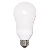 Supreme-lighting-halogen-bulbs: Satco® CFL A Type Bulb