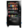 vendingmachines: Seaga - 5-Wide 36 Selection Refrigerated Snack/Drink Combo Machine