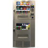 Clean and Green: Seaga - 16/7 Snak Mart Snack/Drink Combo Vending Machine, Silver