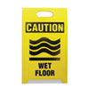 See All See All® Economy Floor Sign SEE TPCWET