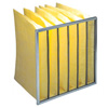 Air and HVAC Filters: Purolator - Serva-Pak™ Extended Surface High Capacity Bag Filters, MERV Rating : 8