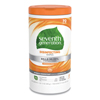 Seventh Generation Disinfecting Wipes SEV 22813CT