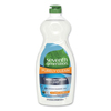 cleaning chemicals, brushes, hand wipers, sponges, squeegees: Seventh Generation® Natural Dishwashing Liquid