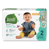 Clean and Green: Seventh Generation® Free & Clear Baby Diapers