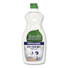 cleaning chemicals, brushes, hand wipers, sponges, squeegees: Seventh Generation® Professional Dishwashing Liquid