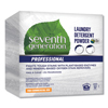 Seventh Generation Seventh Generation Professional Powder Laundry Detergent, Free & Clear SEV44734EA