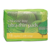 Clean and Green: Seventh Generation® Chlorine-Free Pads