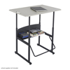 Safco AlphaBetter® Desk, 36 x 24 Standard Top, w/o Book Box SFC 1206BE