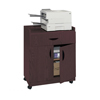 carts and stands: Safco - Mobile Laminate Machine Stand with Pullout Drawer