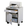 carts and stands: Safco - Office Machine Mobile Floor Stand
