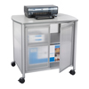 carts and stands: Safco - Impromptu™ Deluxe Machine Stand with Doors