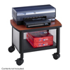 Safco Impromptu Under Table Printer Stand SFC 1862BL