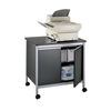carts and stands: Safco - Deluxe Steel Machine Stand