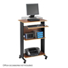 Safco Muv™ Stand-up Fixed Height Workstation SFC 1923CY