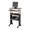 Safco Muv™ Stand-up Adjustable Height Workstation SFC 1929MO