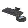 keyboard & mouse drawers & platforms: Safco - Adjustable Keyboard Platform with Swivel Mouse Tray