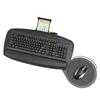 Safco Premier Series Keyboard Platform with Control Zone SFC 2143BL
