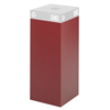 Safco Public Square® Recycling Containers SFC 2983BG