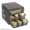Safco Onyx™ 3 Drawer Hospitality Organizer SFC 3275BL