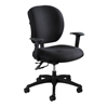 Safco Alday™ Big & Tall 24/7 Task Chair SFC 3391BL
