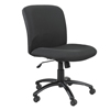 chairs & sofas: Safco - Uber™ Big and Tall Mid Back Chair