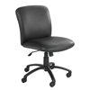Safco Uber™ Big and Tall Mid Back Chair - Vinyl SFC 3491BV