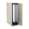 Safco Large Enclosed Vertical File Cabinet SFC 5041