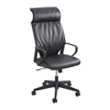 Safco Priya™ Leather Executive High Back Chair SFC 5075BL