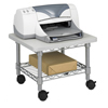 carts and stands: Safco - Underdesk Printer/Fax Stand
