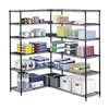 steel shelving units: Safco - Safco® Industrial Wire Shelving