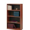 Safco 4-Shelf Value Mate® Economy Bookcase SFC 7172CY