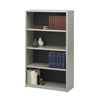 Safco Value Mate® Series Metal Bookcases SFC 7172GR