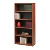 Safco 5-Shelf Value Mate® Economy Bookcase SFC 7173CY