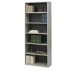 Safco Value Mate® Series Metal Bookcases SFC 7174GR