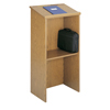 Cake Pie Covers Stands: Safco - Stand-Up Lectern