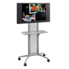 Safco Impromptu® Flat Panel TV Cart SFC 8926GR