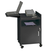 Safco Economy Mobile Computer/Projector Stand SFC 8927BL