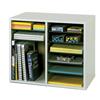 Safco Wood Adjustable Organizer SFC 9420GR