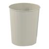 Safco Round Wastebasket - 23.5 Quart SFC 9604SA