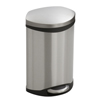 Safco-trash-receptacles: Safco - Step-On - 3 Gallon