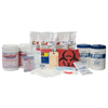 Cleaning Chemicals: Safetec - Deluxe OSHA Compliance Pack