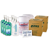 safetec: Safetec - Deluxe Facility Hygiene Pack